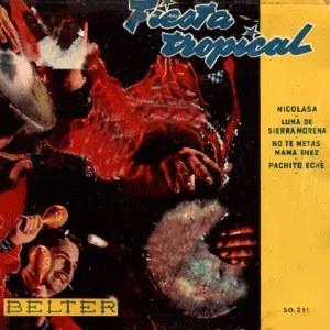 Bettini Y Su Orquesta - Belter50.211