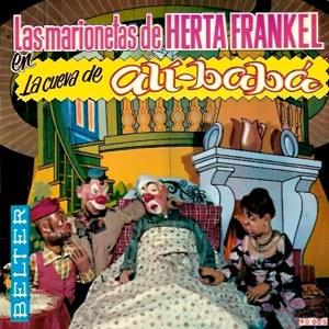 Marionetas De Herta Frankel, Las - Belter90.005