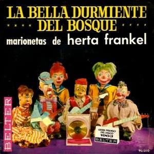 Marionetas De Herta Frankel, Las - Belter90.010