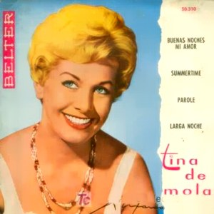 Mola, Tina De - Belter50.310