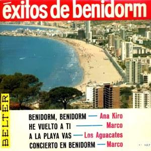 Varios - Pop Español 60' - Belter51.837