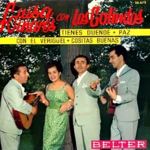 Linares Y Los Galindos, Luisa - Belter50.479