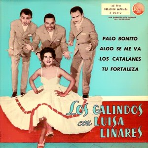Linares Y Los Galindos, Luisa - RCA3-20312