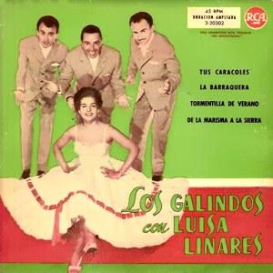 Linares Y Los Galindos, Luisa - RCA3-20302