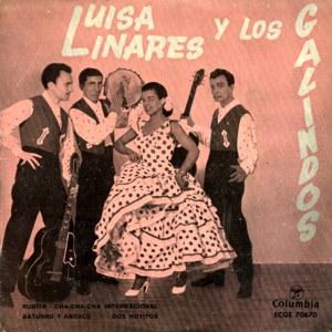 Linares Y Los Galindos, Luisa - ColumbiaECGE 70670