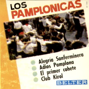 Pamplonicas, Los - Belter51.241