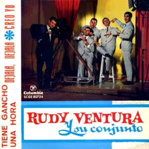 Ventura, Rudy - ColumbiaSCGE 80724