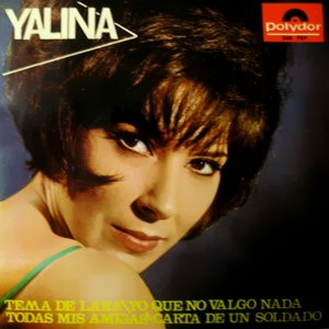 Yalina - Polydor346 FEP