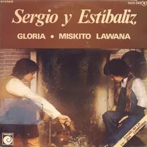 Sergio Y Estíbaliz - Novola (Zafiro)NOX-343