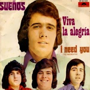 Sueños - Polydor20 62 034