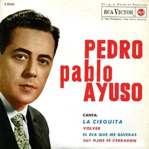 Ayuso, Pedro Pablo