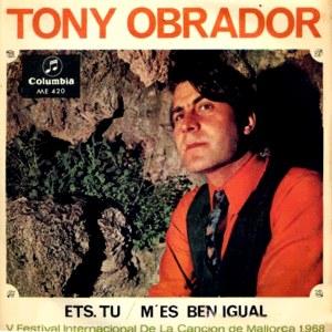 Obrador, Tony - ColumbiaME 420