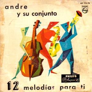 André Y Su Conjunto - Philips427 714 PE