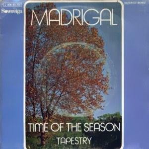 Madrigal (2) - Odeon (EMI)J 006-93.705