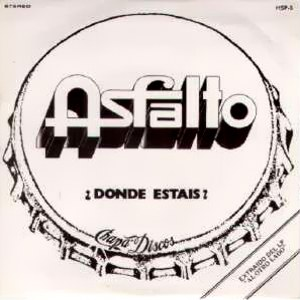 Asfalto - ChapaHSP-003