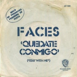 Faces - Hispavox CP-130