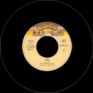Kiss - Polydor60 00 717