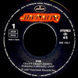 Kiss - Polydor888 796-7