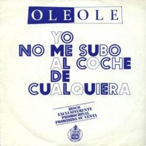 Olé Olé - Hispavox124