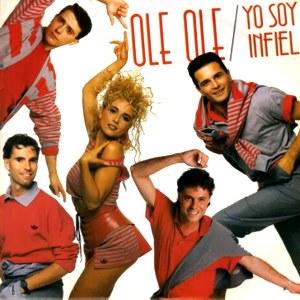 Olé Olé - Hispavox40 2139 7