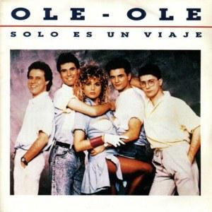 Olé Olé - Hispavox40 2190 7