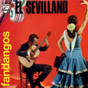 Sevillano, El - Philips 436 845 PE