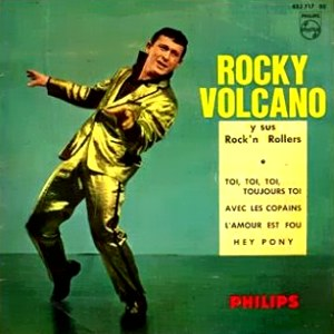Volcano, Rocky