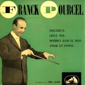 Pourcel, Franck - La Voz De Su Amo (EMI)7EPL 13.182