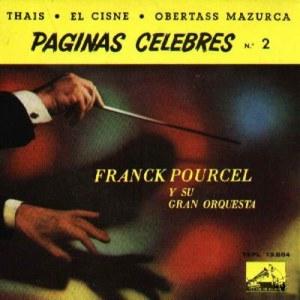 Pourcel, Franck - La Voz De Su Amo (EMI)7EPL 13.884