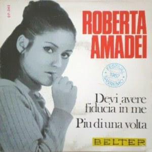 Amadei, Roberta