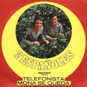 Dos Españoles, Los (2) - Belter08.203