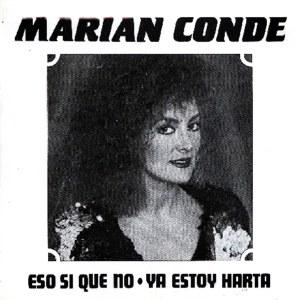 Conde, Marián
