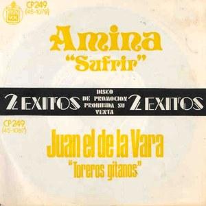 Varios Copla Y Flamenco - HispavoxCP-249