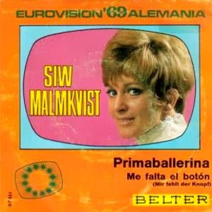 Malmkvist, Siw - Belter07.551