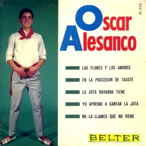 Alesanco, Oscar