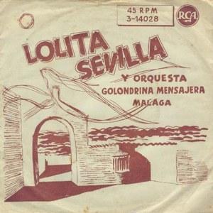 Sevilla, Lolita - RCA3-14028