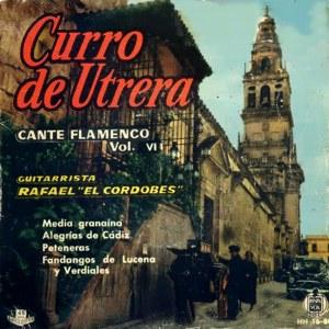 Utrera, Curro De - HispavoxHH 16- 80