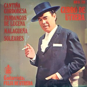 Utrera, Curro De - HispavoxHH 16-789
