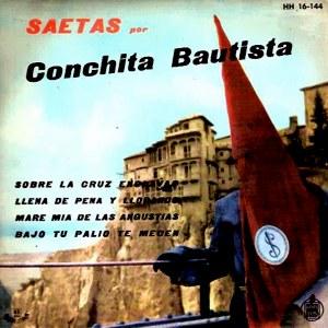 Bautista, Conchita - HispavoxHH 16-144
