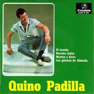 Padilla, Quino - ColumbiaSCGE 81292