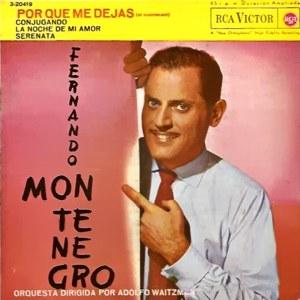 Montenegro, Fernando - RCA3-20419