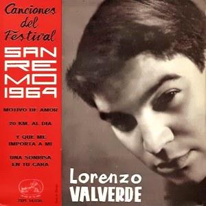 Valverde, Lorenzo - La Voz De Su Amo (EMI)7EPL 14.036