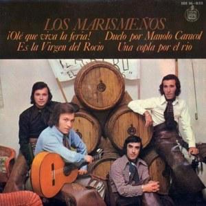 Marismeños, Los - HispavoxHH 16-833