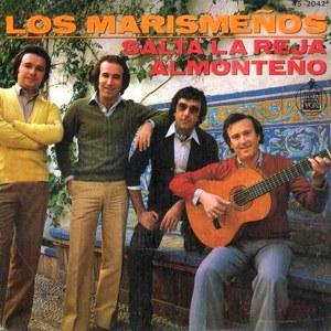 Marismeños, Los - Hispavox45-2042