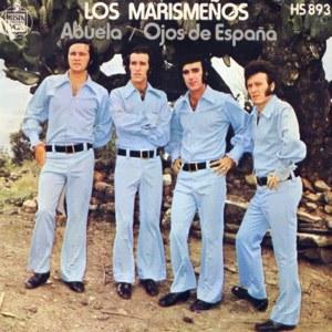 Marismeños, Los - HispavoxHS 893