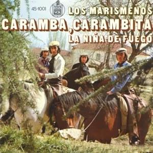 Marismeños, Los - Hispavox45-1001