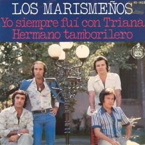 Marismeños, Los - Hispavox45-1453