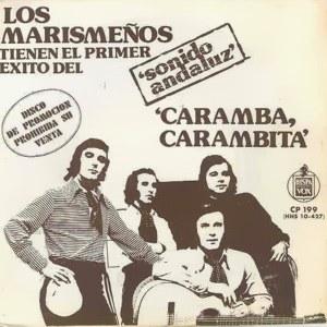 Marismeños, Los - HispavoxCP-199
