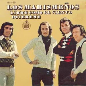 Marismeños, Los - Hispavox45-1135