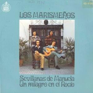 Marismeños, Los - Hispavox45-1198